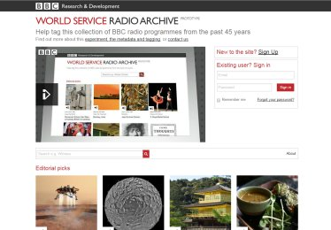 Welcome to the radio circle website